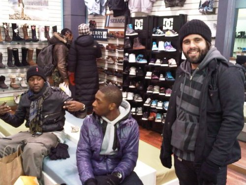 Shopaholics!