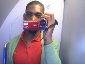 Mile High Club!? Pass! All I need in this life of sin..is me and my Camcorder!