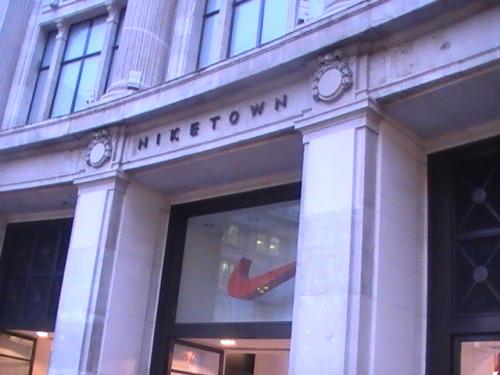 NikeTown!