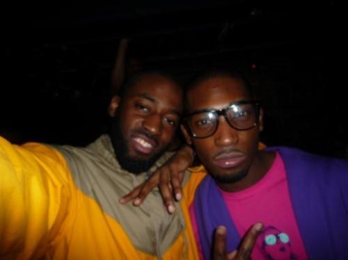 Me & Bish Bosh @ AVX, Sound!