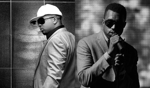 The Dream & Kanye West