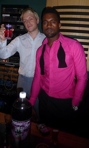 Mr Hudson & Mr West