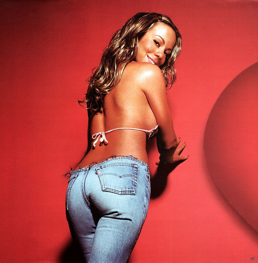 What is the most attractive feature of the most attractive ... Mariah Carey New Years Eve