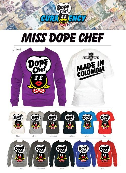 MISS-DOPE-CHEF